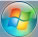 Windows 7 Start menu button