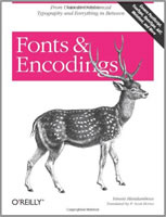 Fonts and Encodings - book